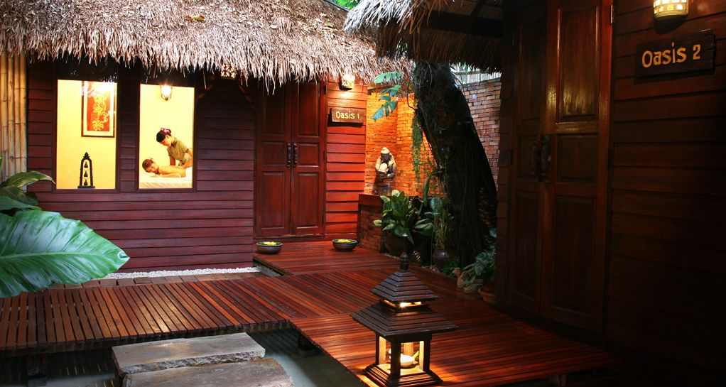 Oasis Day Spa Chiang Mai Spa Listing